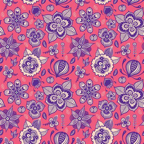 pattern design behance flower pattern on behance