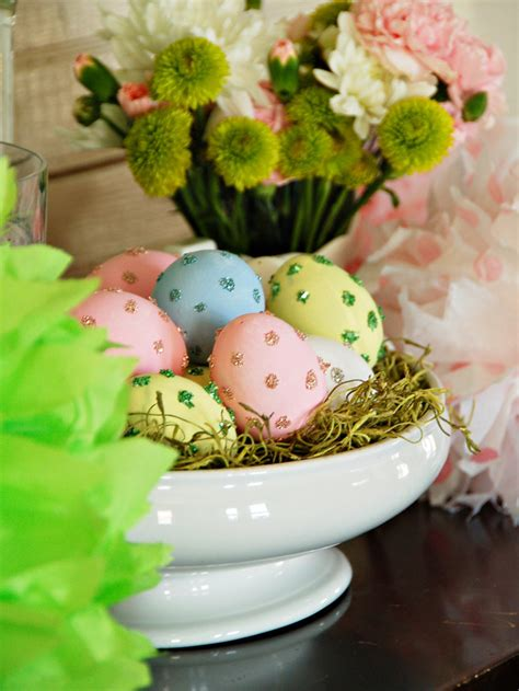 Blown Eggs Decorating Ideas by Easter Egg Decorating Ideas Easy Crafts And