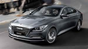 hyundai new sedan car hyundai s new genesis luxury car to offer glass