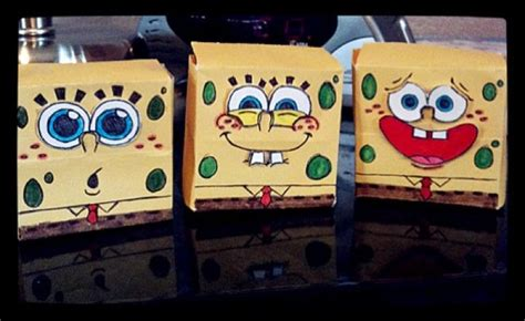 How To Make Spongebob With Paper - spongebob origami by juyouknow on deviantart