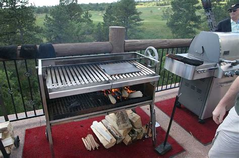 backyard grill 5a wood fired grill grills pinterest