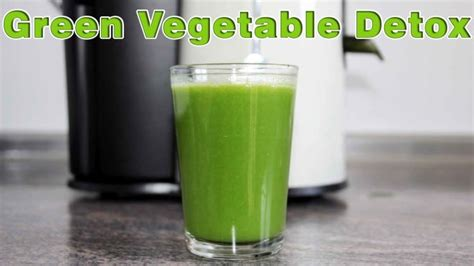 Green Apple Detox Juice Recipe by Green Healthy Detox Vegetable Juice Recipe Happy Foods