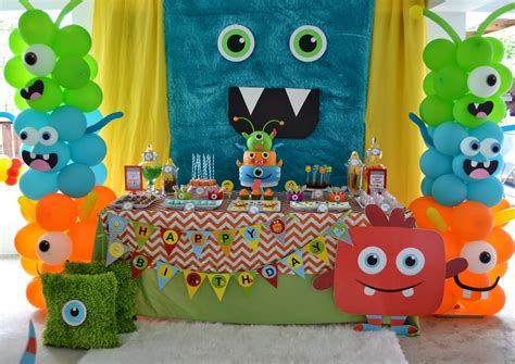 Oblong Baby Victory Boy Size 3 Tahun partylicious birthday bash