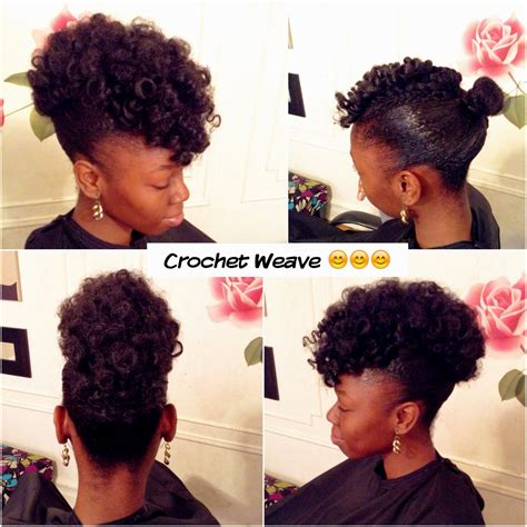 crochet ponytail hairstyles crochet updo hairstyles hairstyles ideas