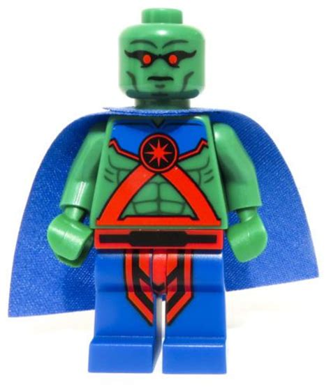 Dijamin Lego Minifigure Martian Manhunter Polybag lego 5002126 martian manhunter polybag dc heroes 2014