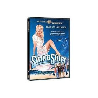 swing shift dvd swing shift dvd dvd zone 1 jonathan demme goldie