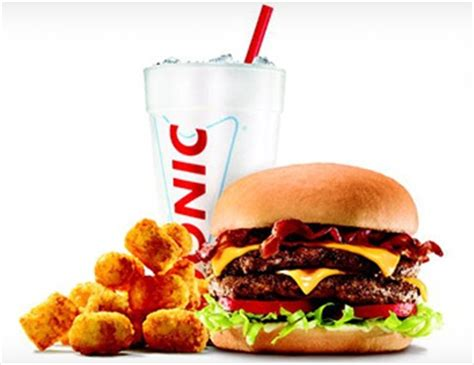 sonic food groupon sonic drive in 5 for 10 worth of food and