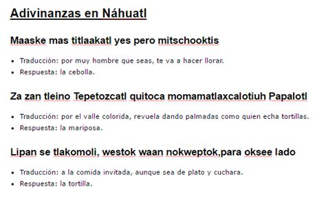 poesa en idioma quechua con traduccin al espaol 27 de poema en nahuatl y su traduccion educaci 243 n ind 237