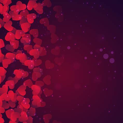 hearts background hearts background in purple vector design illustration