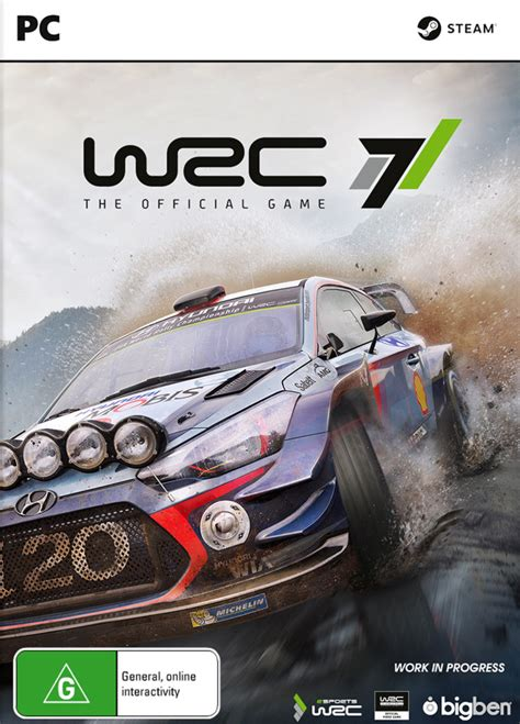 Wrc 7 The Official Pc wrc 7 pc the gamesmen