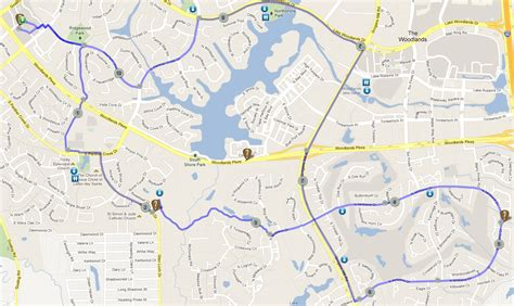 where is the woodlands texas on the map club maps the woodlands running club