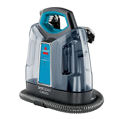 bissell spotclean portable carpet upholstery cleaner bissell spotclean cordless portable spot cleaner 1570