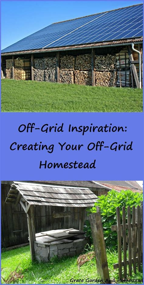 how to design your ideal homestead grid 17 best images about the grid living on grid solar barrels and survival