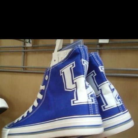 kentucky basketball shoes explain themselves of ky wildcats