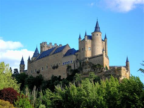 beautiful castles the 10 most beautiful castles in spain