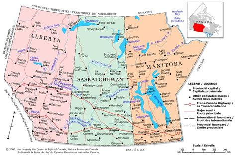 map of saskatchewan canada with cities overview of our research