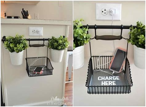 charging station ideas 10 cool and clever charging station ideas