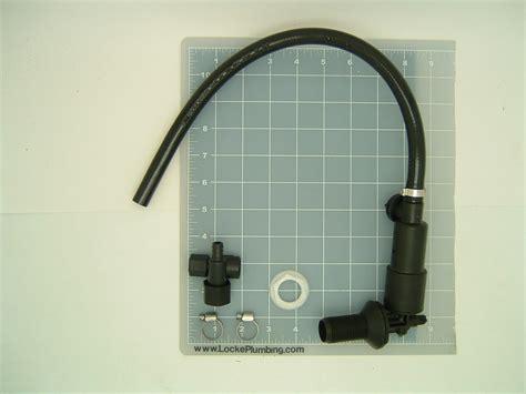 Locke Supply Plumbing by Sloan Flushmate Complete Supply Kit Locke Plumbing