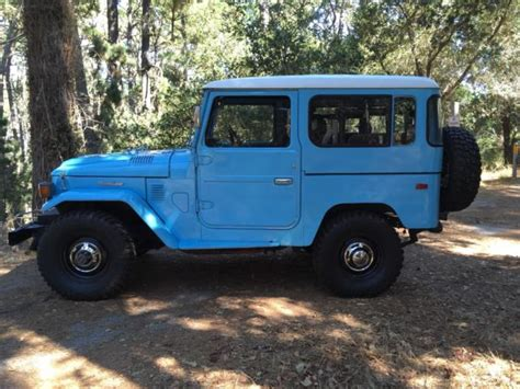 original land cruiser 1978 toyota landcruiser fj40 original restored land