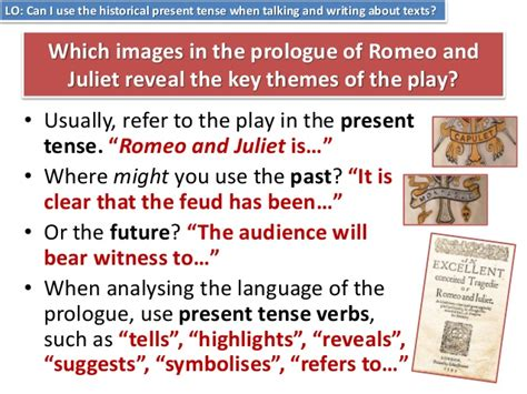 themes in romeo and juliet prologue lessons 1 2