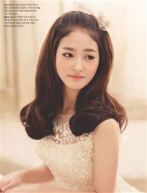 2015 korean medium hairstyle 12 cutest korean hairstyle for you need to try hair styles modern