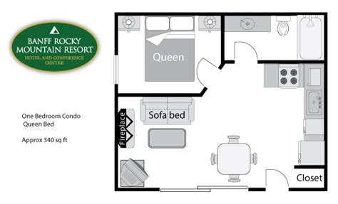 1 bedroom condo floor plans banff rocky mountain resort one bedroom condo
