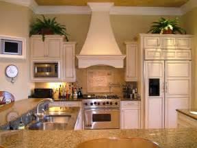 kitchen wooden copper stove