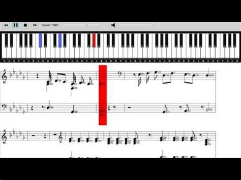 tutorial piano jealous guy labrinth jealous piano sheet music tutorial how to