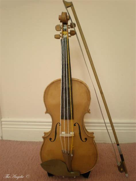 Violin Papercraft - evangeline papercraft viola by theangelic on deviantart