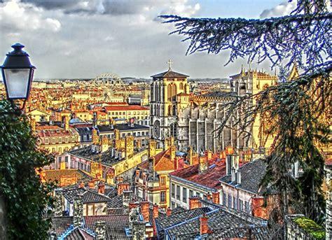 Tourisme Lyon Vieux Lyon Lyon Vélo Epli