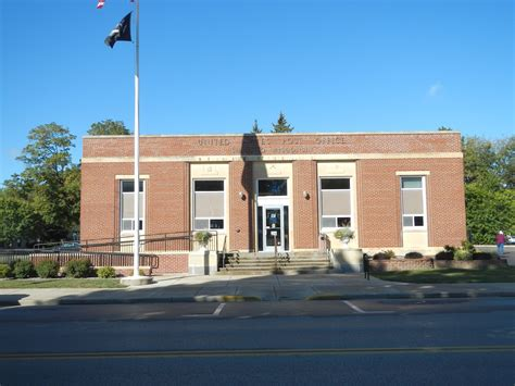 Shawano Post Office by Shawano Wisconsin Post Office Post Office Freak