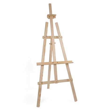 easel stand a0 a1 a2 studio wooden easel display craft artist wedding stand ebay