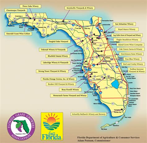 florida florida try florida wines the tides inn