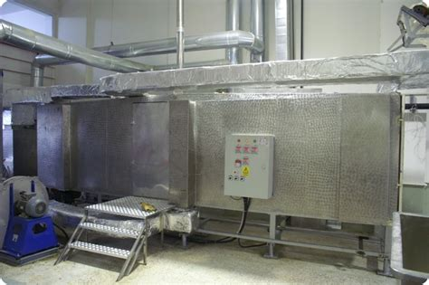 Kalibre Advantage belt dryer