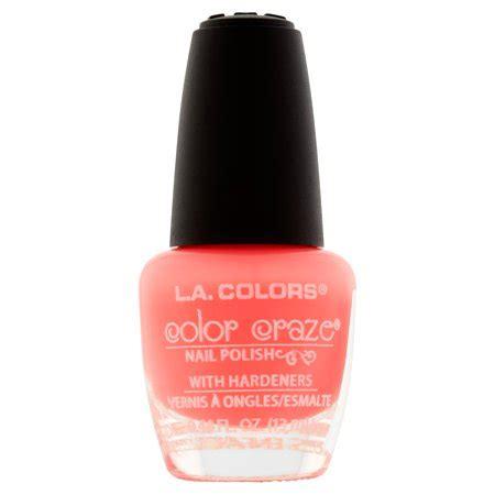 la color nail l a colors color craze cnp537 frill nail 0 44 fl