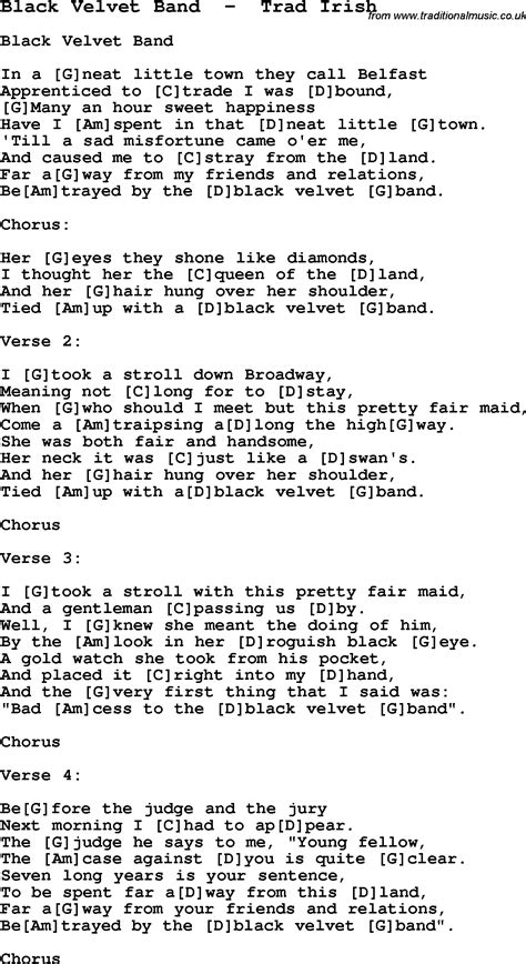 black velvet lyrics ozipto 187 music sheets chords tablature and song lyrics
