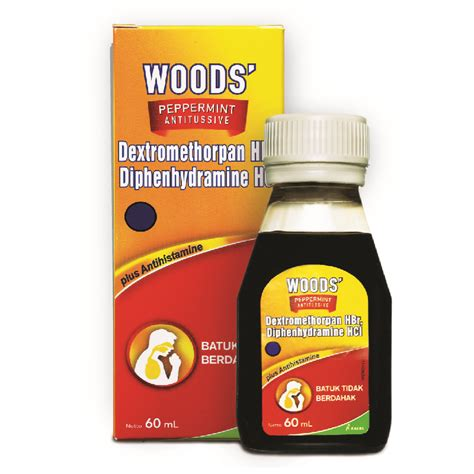 Promo Muraaah Bisolvon Syrup 60 Ml Best Seller woods cough syrup expectorant 60ml gogobli