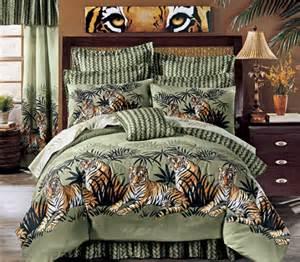 Tiger Bed Set White Tiger Bedding Sets 183 Storify