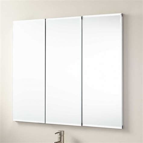 recessed bathroom mirrors 36 quot longview recessed mount medicine cabinet bathroom
