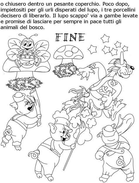 vieni qua testo disegni bosco per bambini cappuccetto rosso vieni vieni
