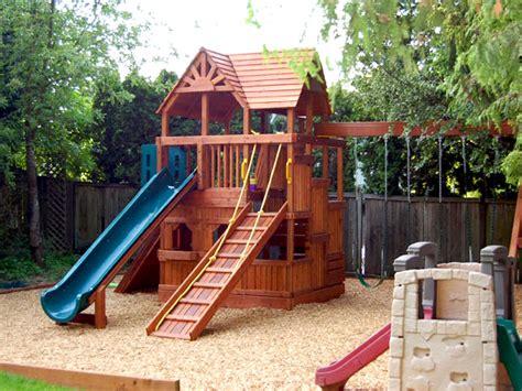 backyard play area designs pdf diy diy backyard playground plans download building a