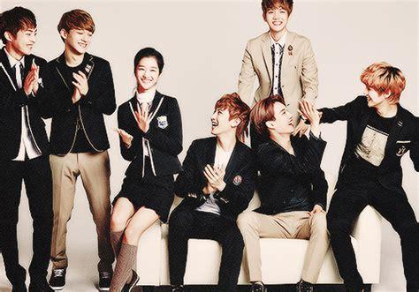 exo k ivy club exo for ivy club exo k photo 36069940 fanpop