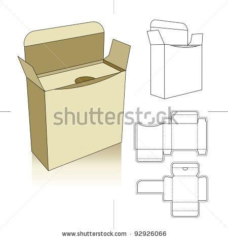 Cologne Box Template perfume box template boxes perfume