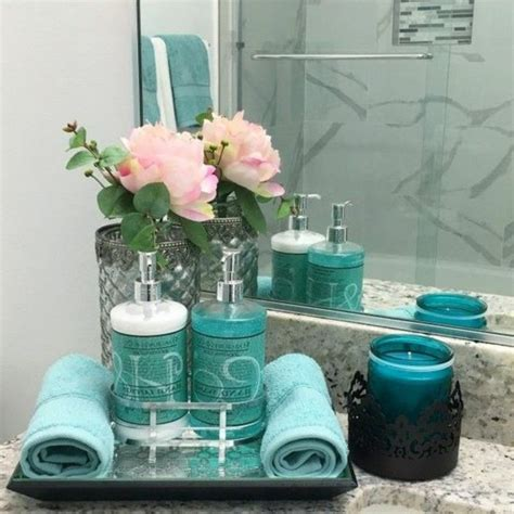 Badezimmer Deko In Blau badezimmer deko ideen