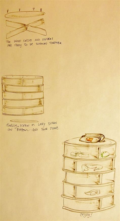diy lazy susan shoe rack diy lazy susan shoe rack make this ii