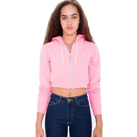 So Crop Hoodie Jaket Cropped Hoodies Sweatshirt Tops Crop Top Sleeve