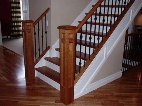 home designer pro stairs straight stair with metal pickets london by roes stair