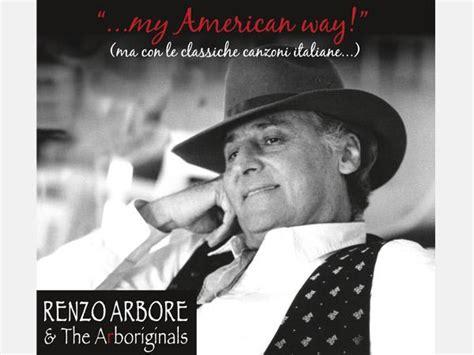 il materasso renzo arbore renzo arbore the arboriginals my american way cd