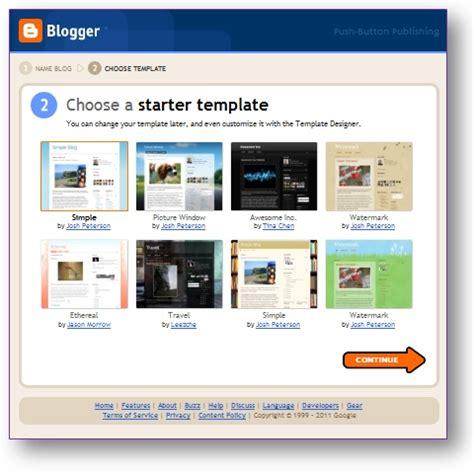 cara membuat online shop di blogger cara membuat blog di blogger gratis dan cepat apptekno com