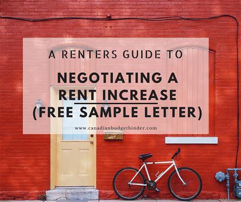 Sle Rent Increase Letter Massachusetts rent increase negotiation letter 28 images salary